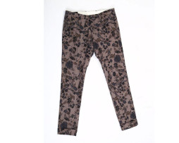 gucci floral pants