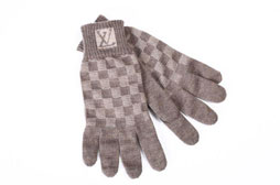 louis vuitton warm gloves